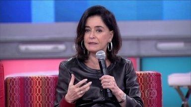 Glória Kalil: 'Família e trabalho são duas coisas diferentes' - Convidados acham que jovens não estão preparados para separar as relações