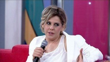 Bárbara Paz sobre perdoar uma traição: 'Depende' - Convidados dão opinião sobre o assunto