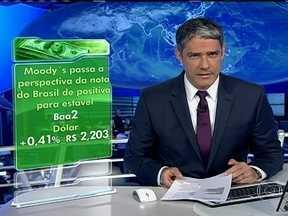 Dólar tem dia de alta e fecha cotado a R$ 2,203 - O índice da Bolsa de Valores de São Paulo teve uma queda de 1,15%.