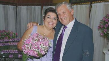 Casamento entre pessoas com mais de 60 anos aumenta no período de 12 anos - Uma pesquisa da Fundação Seade mostrou que o casamento entre pessoas com mais de 60 anos aumentou nos últimos 12 anos. Em São Paulo, o número de mulheres que casaram nessa faixa etária aumentou 185%.