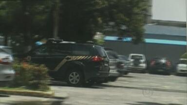 Suspeito de furtar produtos de informática na UFRPE é levado ao Cotel - Homem de 30 anos foi encontrado na Feira de Afogados, no Recife.
