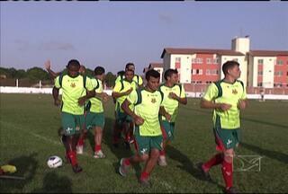 Sampaio se reapresenta para as quartas de final da Série C - Elenco Tricolor começa os treinos para encarar o Macaé na fase decisiva do torneio, onde briga por uma vaga na Série B de 2014