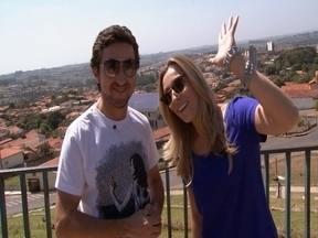 Clipe final do Revista em Laranjal Paulista - Confira os bastidores do programa gravado na cidade