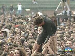 Festival Monsters of Rock pode atrair 80 mil pessoas em São Paulo - O festival demorou 15 anos para voltar, mas voltou maior. Pela primeira vez em cinco edições serão dois dias de show. A principal atração, o Aerosmith, toca no domingo (20).