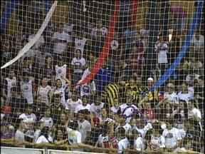 O Cascavel está na final do paranaense de futsal 2013 - O time venceu o Ponta Grossa e vai disputar o título pela quarta vez seguida.