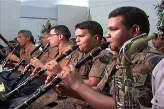 Banda do CLA apresenta concerto didático a estudantes de São Luís e Alcântara - Músicos vão tocar trilhas de filmes