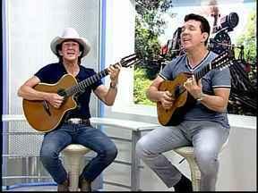 Dupla Di Paullo & Paulino se apresenta em São Sebastião do Oeste - Será a partir das 23h, no rancho Fênix, neste sábado (19).