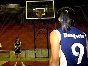 Time de basquete de Uberaba pode garantir vaga no Brasileiro - Dedicação, vontade e raça não faltam as atletas