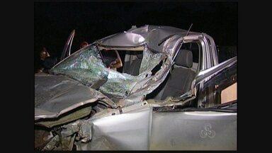 Sobe para cinco o número de mortes, em uma semana, na BR-364, - Trecho da rodovia em Ariquemes, RO, é considerado o mais perigoso.