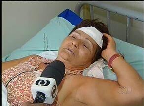 Acidente na BR-153 deixa uma pessoa morta e cerca de 20 feridas - Acidente na BR-153 deixa uma pessoa morta e cerca de 20 feridas.