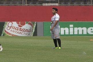 Atacante Maxi Bianccuchi é relacionado para a partida deste domingo - O Vitória vai até o Canindé, onde enfrenta a Portuguesa.