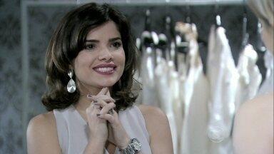 Amor à Vida - Capítulo de Sábado, 19/10/2013, na íntegra - Aline convence César a se casar com ela