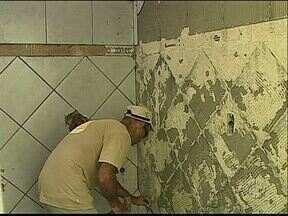 Começa a reforma nos banheiros do Parque Margherita Masini - A reforma será feita com a ajuda da comunidade que pode doar materiais de construção.