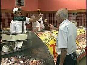 Preço da carne aumenta e obriga consumidores a procurar alternativas - Alguns cortes tiveram aumento de quase 20%.
