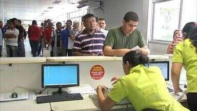 Greve do Detran no Ceará chega ao sexto dia - Servidores reivindicam melhores salários e condições de trabalho.