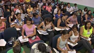 Preparação de candidatos de Cuiabá para o Enem - Preparação de candidatos de Cuiabá para o Enem.