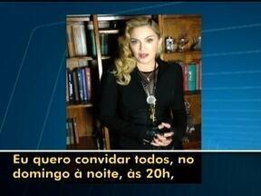 Madonna convida moradores do Alemão a assistir filme produzido por ela - Filme produzido pela Superstar Internacional, fala contra intolerância sexual, racial e social. Ela escolheu o Rio de Janeiro como única cidade da América Latina, pra acontecer o lançamento.