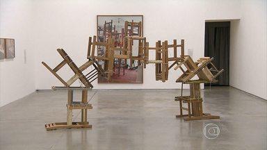 Inhotim recebe novas exposições - Trabalhos inéditos de artistas estrangeiros e brasileiros podem ser vistos
