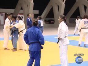 Seleção Brasileira de Judô está em Teresina para treinamento - Seleção Brasileira de Judô está em Teresina para treinamento