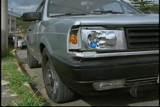Cabo do exército é preso após atropelar uma mulher em Salesópolis - De acordo com a polícia, ele estava no centro da cidade fazendo manobras com o veículo e os faróis apagados