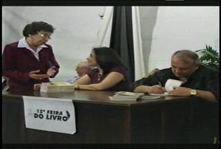 Feira do Livro de Santiago, RS, vai até domingo - Entre as atrações está a re-edição de um livro escrito há 80 anos.