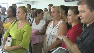 58 novos médicos estrangeiros chegam à Manaus - Profissionais vão atuar no programa 'Mais Médicos', do governo federal.