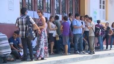 Começa o Enem para mais de 155 mil candidatos no Amazonas - Provas são realizadas no sábado (26) e domingo (27).