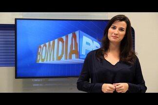 Confira os destaques do Bom Dia Paraíba desta quarta-feira (30/10/2013) - Patrícia Rocha traz os destaques do programa.