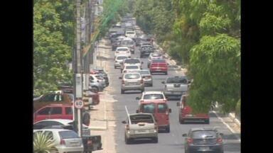 TV Amazonas flagra irregularidades de trânsito em avenidas de Manaus - TV Amazonas flagra irregularidades de trânsito em avenidas de Manaus