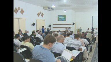 Bispos de nove estados da Amazônia Legal estão reunidos em Manaus - Encontro discute as atividades da igreja católica em comunidades distantes