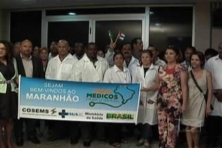 Já estão em São Luís, 161 médicos que vão atuar no programa Mais Médicos - Já estão em São Luís, 161 médicos que a partir de segunda-feira (4) vão atuar no programa Mais Médicos do governo federal.