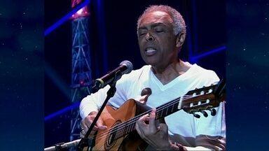 Relembre Musical com Gilberto Gil no programa - Relembre Musical com Gilberto Gil no programa