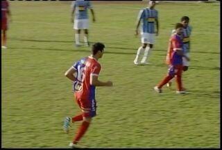 Bicho fica sem técnico depois de empatar com o Funorte - Jogo teve direito a estádio lotado e muita polêmica.