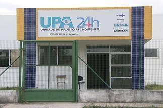 Unidades de Pronto Atendimento em Camaçari e Lauro de Freitas estão abandonadas - Juntas, as duas custaram mais de R$ 3 milhões, e estão sem funcionar.