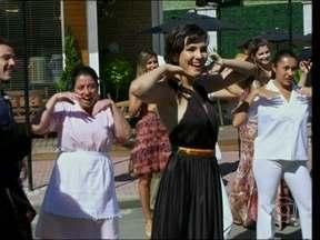 Vídeo Show prepara arquivo com várias coreografias - Veja os personagens que dançaram muito em cena