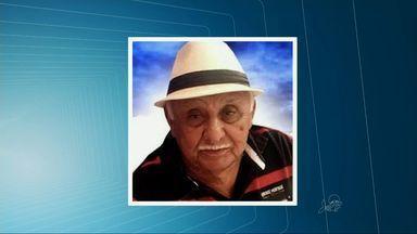 Empresário de banda de Forró Chico Bil é sepultado nesta segunda-feira - Ele morreu em acidente no domingo.