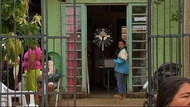 Corpo de criança atropelada por motociclista é velado - O acidente aconteceu no loteamento Tarsila do Amaral, em Campo Grande. Segundo testemunhas, a moto não tinha placa