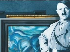 Obras de arte confiscadas por nazistas são recuperadas na Alemanha - Mil e quinhentas obras de arte, confiscadas durante os anos 30 e 40, foram recuperadas em Munique. Entre pinturas, desenhos e gravuras estão trabalhos de Picasso, Matisse e Chagall avaliados em mais de R$ 3 bilhões.