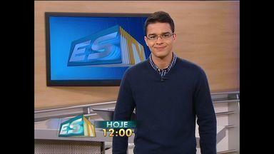 Veja o que será destaque no ESTV 1ª edição desta quarta (06) - Você fica por dentro das principais notícias do Espírito Santo com o ESTV 1ª edição.
