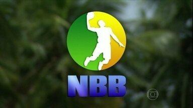 Duelo entre Flamengo e Brasília abre o NBB neste sábado - Partida de basquete terá transmissão ao vivo da Rede Globo, às 10h