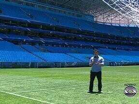 Restam poucos ingressos para a semifinal entre Grêmio e Atlético-PR - Expectativa da direção gremista é de que 50 mil pessoas compareçam ao estádio.