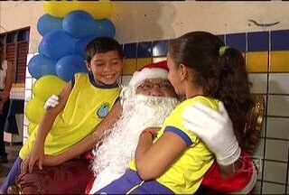 Correios começam a receber cartas de crianças endereçadas ao Papai Noel - No Maranhão, mais de 6 mil cartas foram atendidas