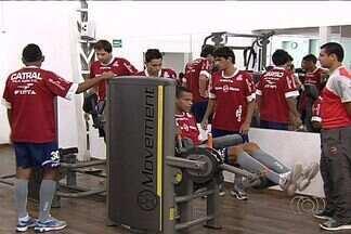 Vila Nova tem experiência e juventude na semifinal da Série C - Toni, revelado nas categorias de base, é um dos maiores destaques do time no Campeonato Brasileiro. Outros atletas, como Frontini, Robston, Weslley e Romerito, ajudam o clube.