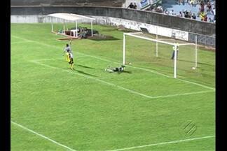 Parazão 2014: São Raimundo vence Castanhal por 2 a 1 - Times estrearam na competição. Romário fez o gol da vitória