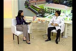 Especialista tira dúvidas sobre sinusite no Jornal Liberal - Médico Breno Simões fala sobre mitos e sintomas da doença.