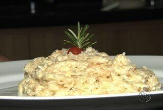 Aprenda a fazer um arroz a piamontese - O arroz a piamontese é uma receita é rápida e fácil de fazer.