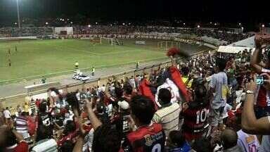 Guarany de Sobral vence Barbalha pela Fares Lopes - Cacique do Vale derrotou equipe do Cariri no primeiro jogo da final da Taça Fares Lopes.