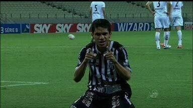 Magno Alves fala sobre momento do Ceará na Série B - Artilheiro do Brasil comenta as cinco rodadas decisivas do Ceará na Segundona.