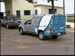 Mais um líder de facção criminosa é transferido para RDD de Bernardes - Ação foi realizada sob forte esquema de segurança policial.