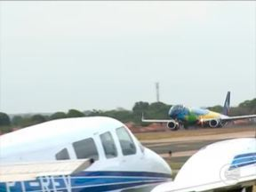 Projeto de ampliação do aeroporto de Teresina é falho em questões de segurança - Projeto de ampliação do aeroporto de Teresina é falho em questões de segurança